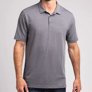 NEW Travis Mathew ALMOST MADE IT Polo 2XL Slate